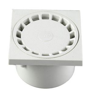 Plastic PVC Floor Drain pictures & photos