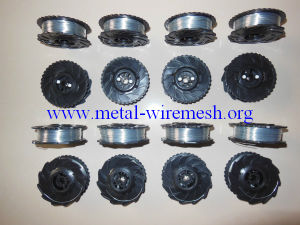 Coil Wire Winding Rebar Tying Machine pictures & photos