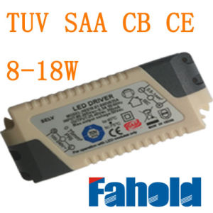 LED Power Supply with TUV SAA CB CE Certifications