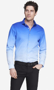 Fashion Design Long Sleeves Modern Fit Cotton Men′s Dress Shirt pictures & photos