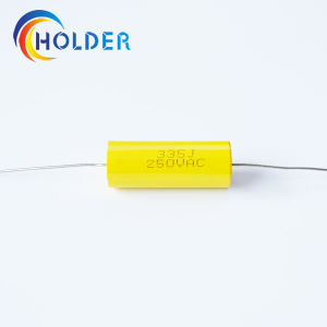 metallized polypropylene film capacitor cbb20 335j 250v metallized polypropylene film capacitor cbb20 335j 250v copper wire for running axial all cbb20 series
