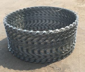 Razor Barbed Wire Bto22 Hot Dipped Galvanized---Factory Supplier pictures & photos