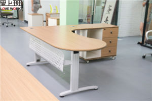 2016 Commercial Office Furniture Manager Desk Executive Table pictures & photos