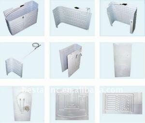 Home Refrigerator Roll Bond Evaporator pictures & photos