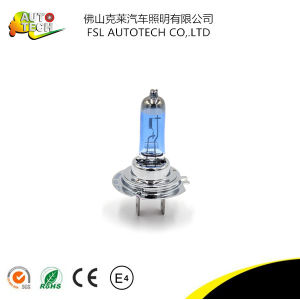 High Quality H7 Auto Halogen Lamp with UV Quartz Class pictures & photos