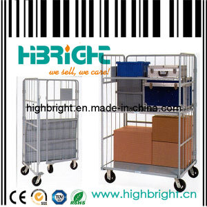 Heavy Duty Nestable Foldable Storage Folding Truck pictures & photos