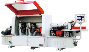 Semi-Automatic Edge Banding Machine for Functions with Slotting pictures & photos