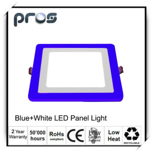 Outer Blue Ring Panel LED Light, LED Down Light 24W pictures & photos