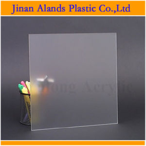 Lasering Cutting Frosted Acrylic Plexiglass Sheet Both Sides 4′*8′ pictures & photos