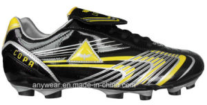 Men′s Soccer Football Boots with TPU Outsole (815-6201) pictures & photos