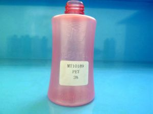 Masterbatch Pink for Pet Plastics Bottle Packing pictures & photos