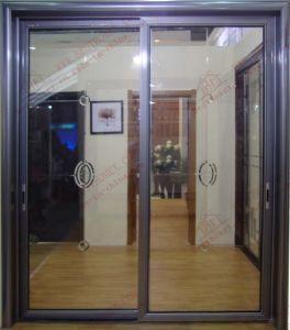 Australian Standard As2047 Thermal Break Aluminum Sliding Door (BHA-DF07) pictures & photos