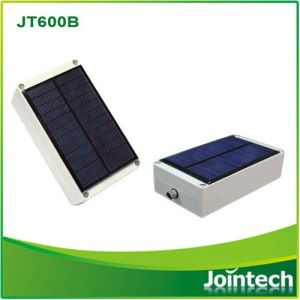 Solar Chargeable GPS/GSM Tracker Tracking Device for Field Mobile Asset Management and Monitoring pictures & photos