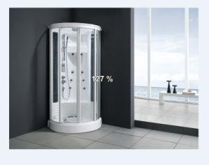 Portable-Type Design Corner Freestanding Steamroom (M-8226) pictures & photos