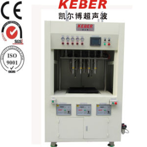 CE Approved Auto Enginer Cover Hot Melt Welding Machine