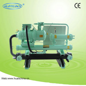 R407c Heat Recovery Screw Type Water Chiller pictures & photos