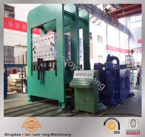 Plate Rubber Conveyor Belt Vulcanizing Machine Factory in Qingdao pictures & photos