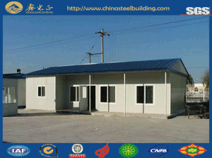 Fire Proof & Sound Insulation EPS Cement Panel Prefabricated House (JW-16261) pictures & photos