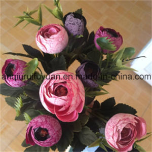 The Christmas Decoration with Artificial Flowers pictures & photos