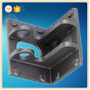 Iron Casting Hardware Machinery Part Cast Bracket pictures & photos