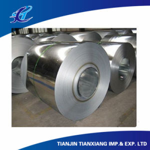 JIS G3302 Soft Hot Dipped Galvanized Steel Coil pictures & photos
