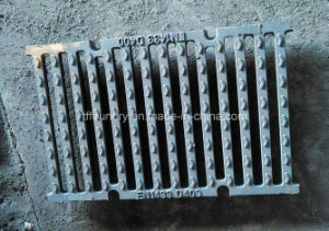 Ductile Iron Square Shape C250 Grating with Two Bolts pictures & photos