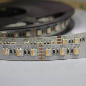 LED Strip/LED Strip Light/Flexible LED Strip (RGBW 4 in 1 chips) pictures & photos