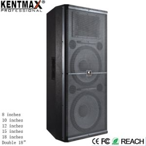 Kentmax Hot Sell 15 Inch Professional Speaker for Sound System pictures & photos