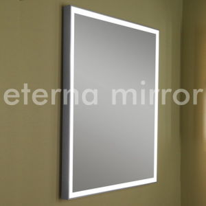 Bathroom Mirror on Led Bathroom Mirror    Framed Led Illuminated Bathroom Mirror
