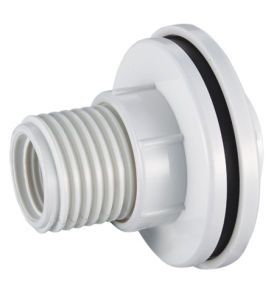 PVC-U BS Theraded Pipe Fittings Male Union pictures & photos