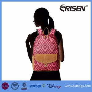 China Wholesale Junior′s Caribbean Polyester School Backpack pictures & photos