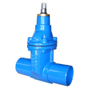 Spigot Ends Resilient Gate Valve, Non Rising Stem pictures & photos