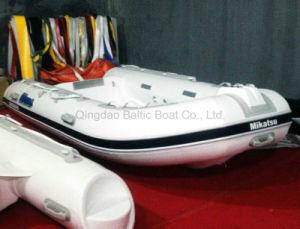 Deep V Rib Fiberglass Boat 360 Ce pictures & photos