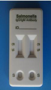 Rapid S. Typhi Igg/Igm Test pictures & photos
