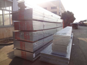 Plain, Galvanized Steel Grating with Ce Approval pictures & photos