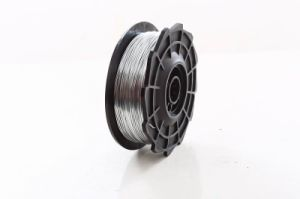 Galvanized Rebar Tie Wire Coil for Max Rb397 Rb398 pictures & photos