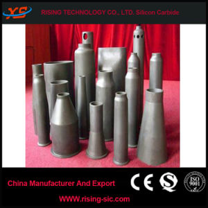 Hot Sale Rbsic / Sisic / Sic / Reaction Bonded Silicon Carbide Nozzles