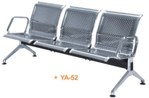 Popular Stainless Steel Chair/Waiting Chair/Airport Chair (YA-52) pictures & photos