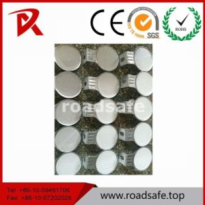 Traffic Sign Circular Round Reflective Guardrail Reflector Delineator pictures & photos
