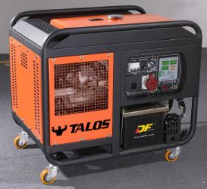 10 kVA Diesel Generator (DG10000T3) pictures & photos