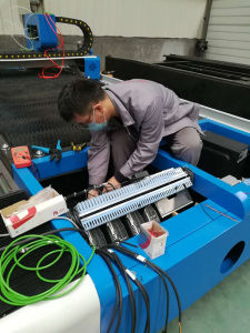 Good Price Fiber Laser Metal Cutting Machine pictures & photos