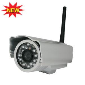 Waterproof Infrared Wireless IP Camera (JS-J601-WS-IR) pictures & photos
