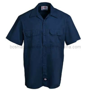 Short Sleeve Work Uniform of Factory Price (WU30) pictures & photos