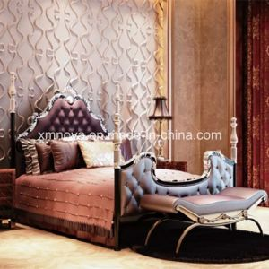 Acoustic Textured Interior Waterproof 3D Panel for Bedroom Wall Decorative pictures & photos