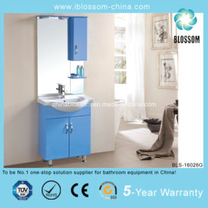 All Kind of Color Custom Cabinet Bathroom Furniture (BLS-16026G) pictures & photos