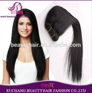 Wholesale Pure Indian Remy Virgin Human Hair Weft, 8-30 Inch Remy Human Hair Weft, Virgin Remy Brazilian Hair Weft pictures & photos
