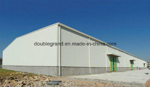 Large Span Pre-Engineered Steel Structure Warehouse pictures & photos