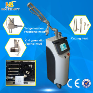 10600nm CO2 Fractional Laser for Acne Scars, Radio Frequency Skin Tightening pictures & photos