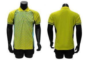 Dye Sublimation Soccer Shirt for Promotion Wear pictures & photos