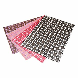 Mixed Color 100% Polyester Woven Place Mat for Tabletop pictures & photos